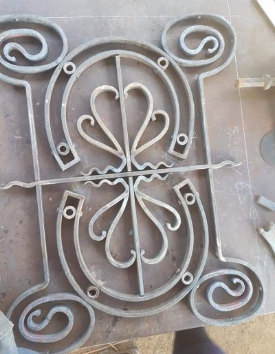 architectural metalwork fixes
