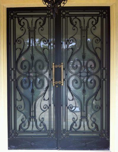 elegant front entry doors